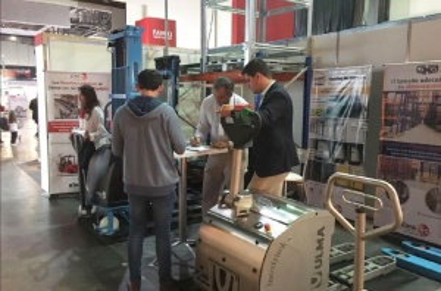 Almatec. Participamos de FIAR Rosario y EPIBA 2017