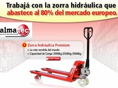 La Zorra Hidráulica que usan en Europa